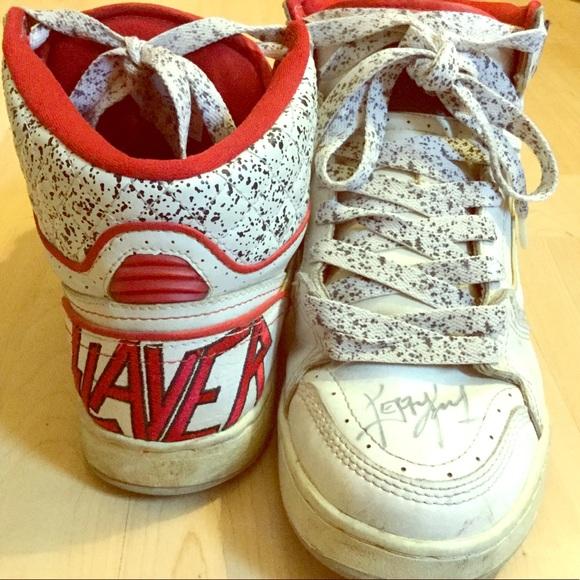 Vans Shoes   Limited Slayer Hightop